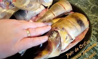 Как приготовить речную рыбу в духовке целиком