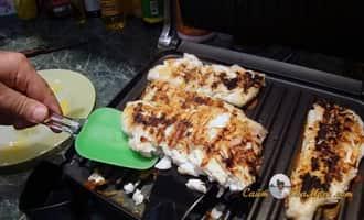 Рыба на сковороде грилеы с фото
