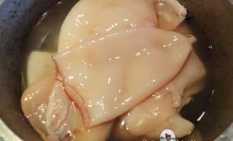 Как варить кальмаров для салата