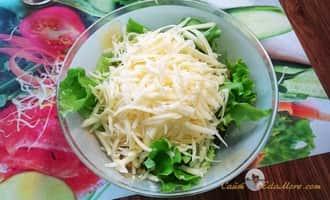 какой сыр в салате цезарь