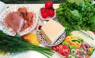 салат цезарь с курицей рецепт ингредиенты