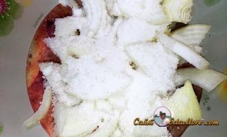фаршированные кальмары холодная закуска