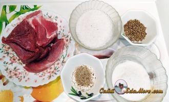 ккак сделать вяленое мясо ингредиенты