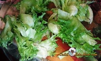 рецепт салата мясо с огурцами