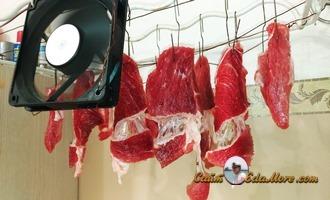 рецепт вяленого мяса в домашних условиях свинина