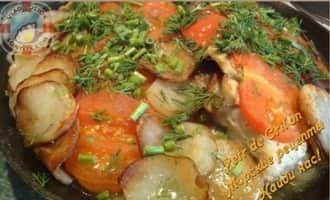 Блюда из камбалы