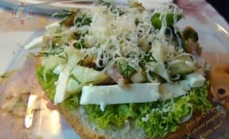 бутерброды +с сыром