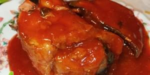горбуша консервы фото, консервы из горбуши рецепт с фото, салат с консервой горбуши