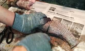как быстро разделать щуку, как разделать щуку на котлеты пошаговый, как разделать щуку на филе для котлет