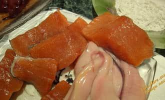 блюда из кеты, что лучше кета, кета рыба фото
