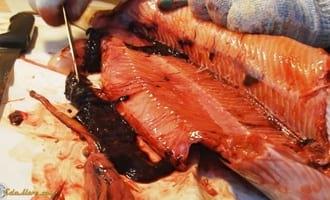 как приготовить стейк из лосося, как приготовить лосось на сковороде