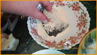 как приготовить зубатку стейк на сковороде, как приготовить замороженную зубатку