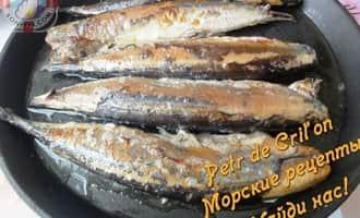 Готовое блюдо из сайры по рецепту Petr de Cril'on