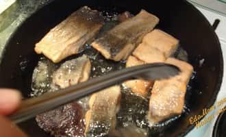 кета в фольге в духовке рецепт, как солить кету