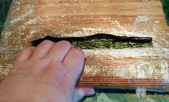 готовим роллы дома пошагово