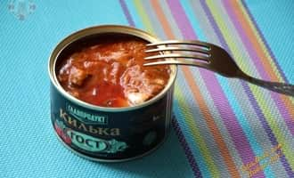 килька +в томатном соусе, килька +в томате