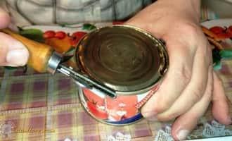 горбуша консервы фото, консервы из горбуши рецепт с фото