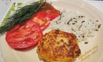 котлеты из лосося рецепты, рыбные котлеты из лосося