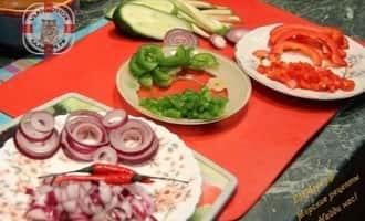 рецепты лосося