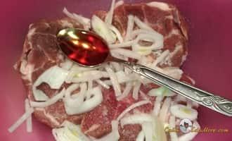 мясо свинина гриль, мясо гриль в духовке рецепт, как приготовить мясо на сковороде гриль