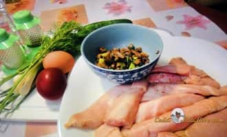 Молоки лососевых рыб рецепт. Ингредиенты