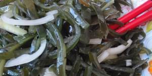 Можно ли похудеть от салата морская капуста