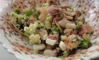 окрошка рецепт классическая, окрошка +с колбасой рецепт, окрошка рецепт классическая +с колбасой