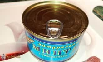 консервы из минтая, печень и икра минтая консервы, домашние консервы из минтая, консервы из минтая в домашних условиях