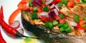 как приготовить лосось, как приготовить лосося в духовке, как приготовить лосось в фольге, Лосось на гриле, червона риба, семга запеченная в духовке, лосось на сковородке, жареный лосось, соус шампань, рецепты лосося, рецепты из рыбы, рыба стек под соусом, лосось, стейк лосося, стейк из лосося три варианта