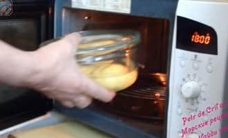 Варим картофель для салата из мидий рецепт фото