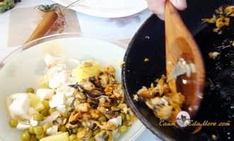 Салат из мидий не может быть без самих мидий! Рецепт от Petr de Cril'on