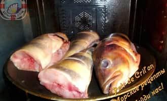 Приготовить морского окуня в духовке