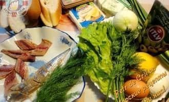 Простые бутерброды рецепты фото. Ингредиенты