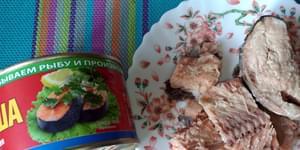 консервы горбуша натуральная, горбуша консервы отзывы