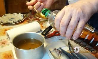 Рецепт соленой рыбы