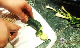 Огурцы для салата из молок по рецепту Petr de Cril'on