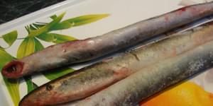 что приготовить из рыбы миноги