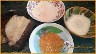 как вкусно приготовить зубатку, зубатка как приготовить на сковороде, синяя зубатка как приготовить