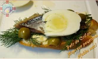Рыбные бутерброды