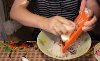 вкусный салат с редькой рецепт, вкусные салаты с редькой рецепты с фото