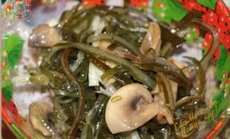 салат морской рецепт, салат морской рецепт с фото, рецепт вкусного морского салата, вкусный морской салат рецепт с фото