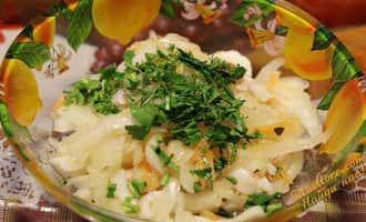 салат из кальмаров простой и вкусный, рецепт салата из кальмаров вкусный и простой, салат из кальмаров простой и вкусный фото