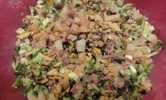 салат +с морепродуктами морской коктейль, вкусный салат +из морского коктейля, вкусный салат +из морского коктейля рецепты, вкусный салат +из морского коктейля +с фото, очень вкусный салат +из морского коктейля, рецепты +из морепродуктов морской коктейль