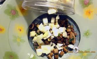Яйца для салата из молок по рецепту Petr de Cril'on