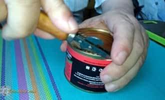 консервы из скумбрии в томате