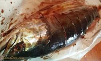 лосось в фольге, лосось в духовке в фольге, рецепт лосося в фольге