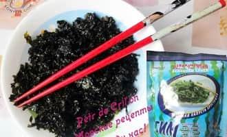 Жареная морская капуста рецепты