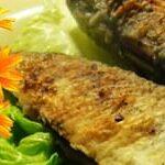 Как жарить рыбу на сковороде фото