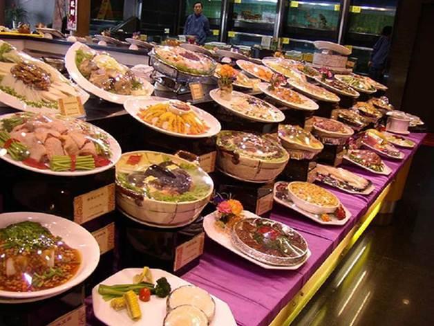 Морская кухня провинции Шаньдун